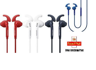 GENUINE SAMSUNG SPORTS HANDSFREE HEADSET 4 Colours in Jewel Case Running Cycling