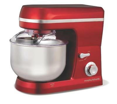 Morphy Richards 400010 Plastic Stand Mixer - New