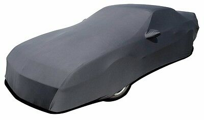 New 1982-1992 Chevrolet Camaro Indoor Car Cover - Black