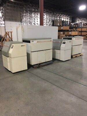 Agfa Avantra Imagesetter(s)---(2)-20/25 OLP units and (2) Select Set 25S units.