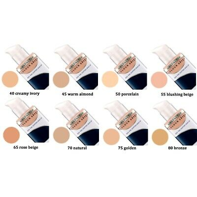 Max Factor Colour Skin Tone Adapting  Foundation 34ml Choose Your Shade
