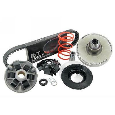 Cvt-Kit Transmission Oversize R/t With Belt And Variomatic Piaggio Zip Sp Et2 Lx