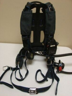 USED SURVIVAIR Panther SCBA, 2200 psi, 2002 NFPA Edition