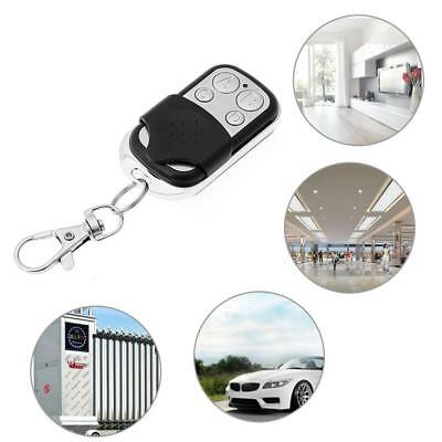 4 Channel Wireless Remote Control Duplicator Electric Gate Garage Door Key Fob