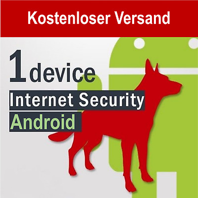 G Data Mobile Internet Security 2018  /  1 Gerät / 1 Jahr / GDATA / Android