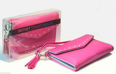 "Britney Spears Beauty Lip Gloss Wristlet Multi shade ""WORKS LIKE A CHARM"""