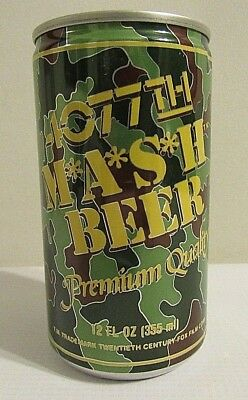 Vintage 4077th M*A*S*H Beer Can