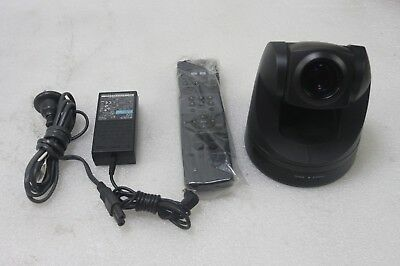 Sony EVI-D70 Colour PTZ Conference Surveillance CCTV Webcam Camera DAMAGED