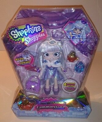 Shopkins Shoppies Gemma Stone Special Edition Doll Style (A)