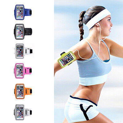 Sports Running Yoga Gym Armband Arm Band Case Cover Holder For Mobile Phones ATA