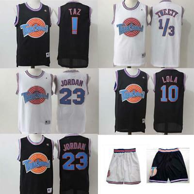 Looney Toones Basketball Jersey Space Jam Jersey Tune Squad NEW Beste And Trikot