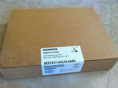 1Pc New Siemens 6Es7414-4Hj00-0Ab0