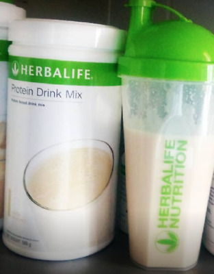 Herbalife PDM - Protein Drink Mix - SAMPLE - Read description.