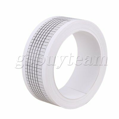 10 Meter 15 Note DIY Blank Paper Tape Strip for Music Box Auto Movement