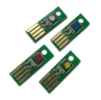 4 x Imaging Drum Unit Chips For Xerox DocuPrint CP405d CM405df '' CT350983 ''