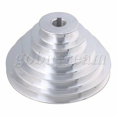 18mm Bore Outter Dia 54-150mm 5 Step A Type V-Belt Pagoda Pulley Belt