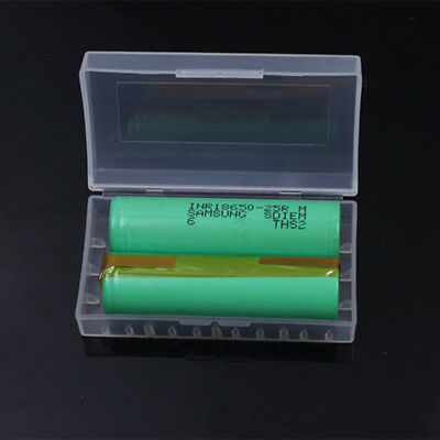 2x  Samsung 18650 INR18650-25R 2500mAh 20A Rechargeable Battery with Tabs