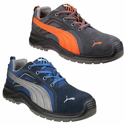 PUMA Omni Sky Low - Mens Safety Trainers - Steel Toe/Midsole S1P
