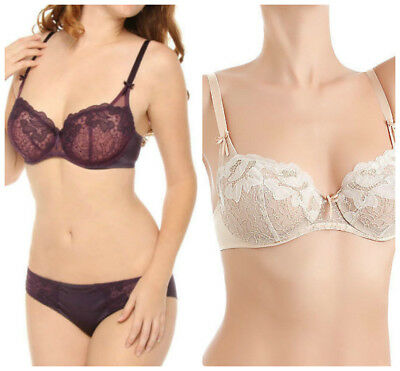 Wacoal Luxe Rare Beauty Underwire Bra  Style 55146 Retail $58.00