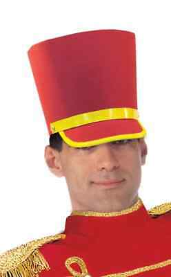 Toy Soldier Hat Christmas Nutcracker Fancy Dress Up Halloween Costume  Accessory 73777f1ad3e5