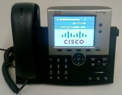Cisco IP Phone CP-7945G + Netzteil / Power Supply