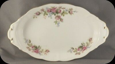 Royal Albert Moss Rose Large Regal Tray