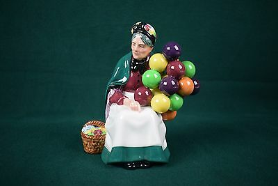 Royal Doulton - Character Figures - The Old Balloon Seller HN1315 - MINT
