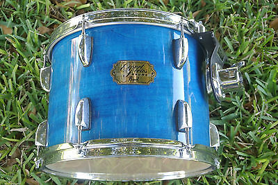 """PEARL EXPORT SERIES 12"""" BLUE MIST RACK TOM w/ ISS for DRUM SET! LOT #C143"""