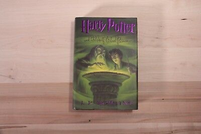 Harry Potter and the Half Blood Prince by J.K. Rowling hardcover nice