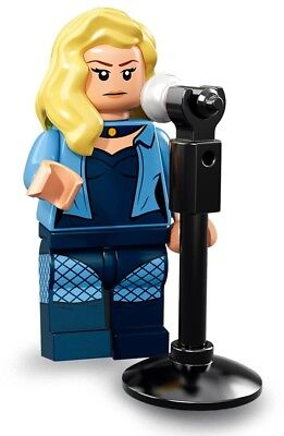 New Factory Sealed Lego Batman Movie Series 2, 71020 - # 19: Black Canary