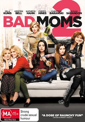 Bad Moms 2 - A Bad Moms Christmas (2018) (DVD) (Region 4) New Release