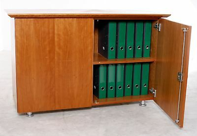 Sideboard 2 Oh, 130 cm wide ,Used Office Furniture