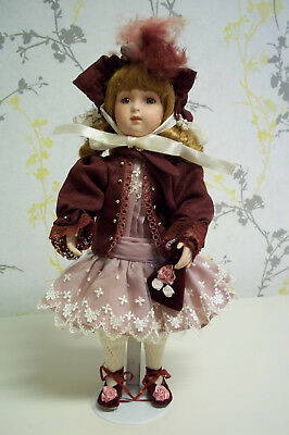 Procelain Collectible Doll
