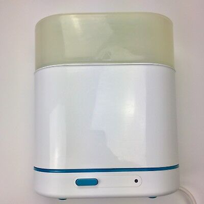 Philips Avent 3-in-1 Electric Steam Sterilizer Baby Bottle Cleaner Chemical Free