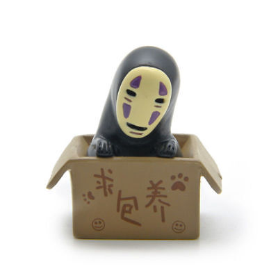 Studio Ghibli Spirited Away No Face Man Faceless Figure Toy Figurine Home Decor