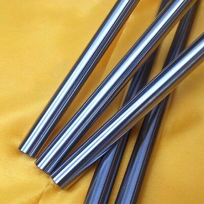 OD 12mm Harden Process CNC Linear Rail Cylinder Shaft Optical Axis Smooth Rod