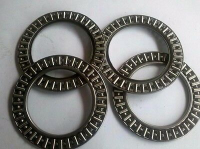 5PCS AXK3047 Needle Roller Thrust Bearing 30*47*2mm With Two Washers Each