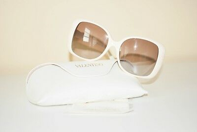 2832156a9fab AUTHENTIC VALENTINO SUNGLASSES V610S 210 Brown Lace Frames Brown ...