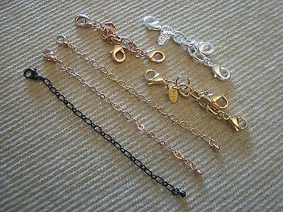 """Authentic Origami Owl """"Your Choice"""" of Extenders or Chain Extensions """"New"""" A ?"""