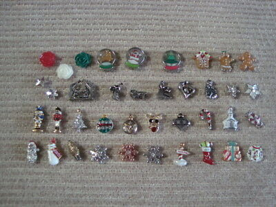 """Authentic Origami Owl """"Your Choice"""" of Christmas/Winter Charms  """"New""""  C >"""