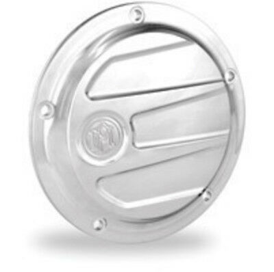 PM Derby Cover Scallop BT'99up 5 Hole Chrome