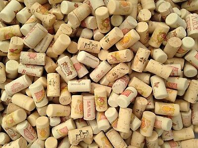 NEW WINE CORKS - GUARANTEED BEST ON EBAY - NEVER Used / Recycled Craft Cork