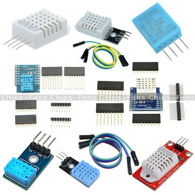 DHT11/12/22 AM2302 Module Temperature&Humidity Sensor Replace SHT11/15 Arduino