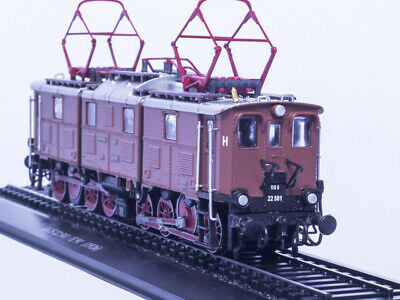 1/87 HO scale ATLAS Train Model EG5 22 501 / E91 (1926) for Display  Collection