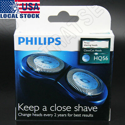 3X HQ56 HQ4 HQ55 Shaver Razor Head Blade Cutter Replacement For Philips Norelco