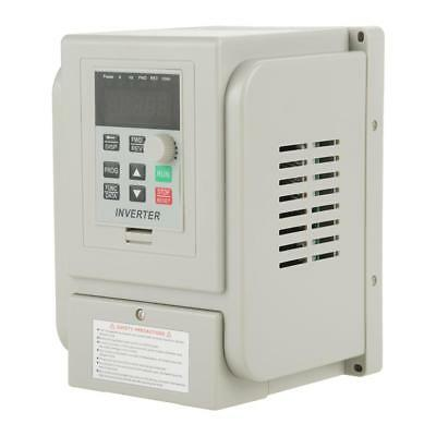 Frequenzumrichter Speed Variable Frequency Driver Inverter VFD 1.5KW 3-Phasen 8A