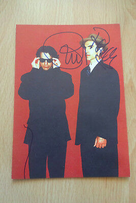 Sparks Band Autogramme signed 10x15 cm Postkarte