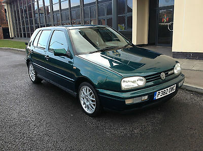 Volkswagen Golf 2.8 VR6 1997.. 99000 MILES FSH WITH HISTORY FILE