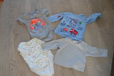 Baby Boys Clothes - Disney And Blue Zoo Included - 3-6 Months - M100