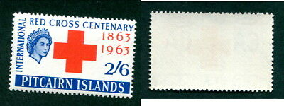 MNH Pitcairn Islands #37 (Lot #13976)